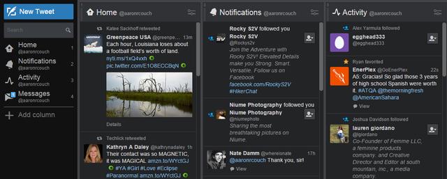 3-Tweetdeck marca personal