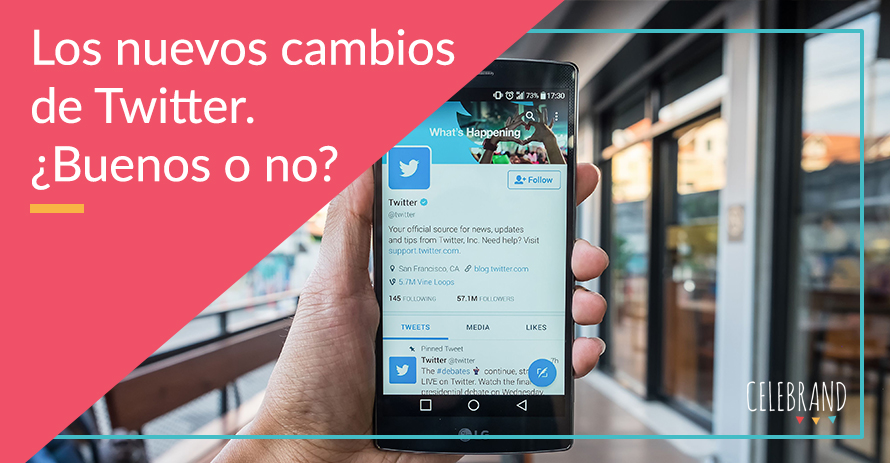 cambios twitter