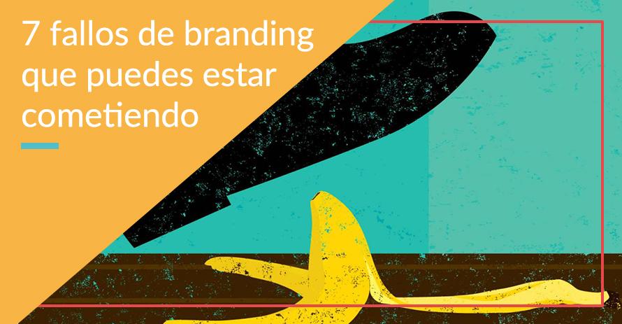 errores branding