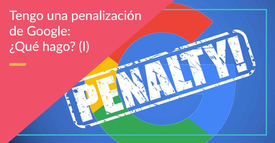 penalización google