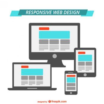 responsive web design - autoridad de página