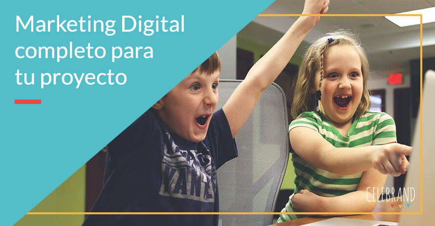 Marketing completo para tu proyecto digital