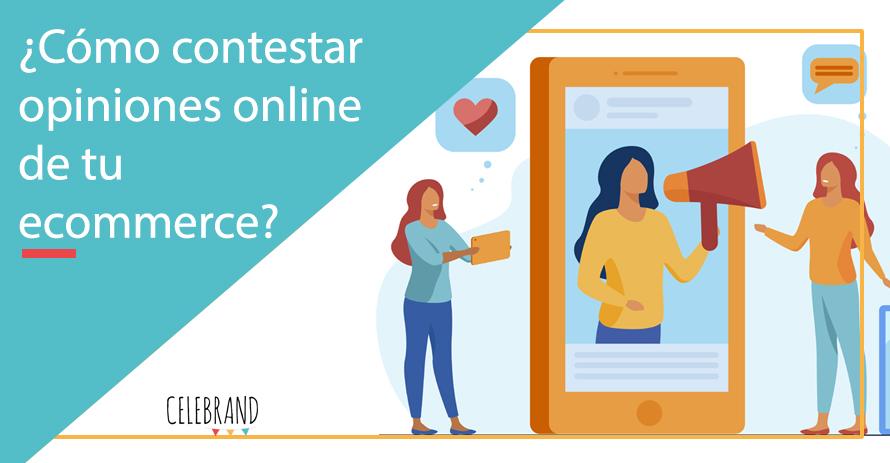 Tips para saber contestar opiniones online